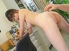 Best Japanese slut Nana Natsume in Incredible Cunnilingus, Medical JAV scene
