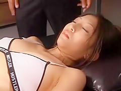 Fabulous Japanese girl Runa Sezaki, Azusa Ayano, Kyoko Kashii in Horny Fetish, Masturbation JAV video