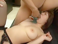Amazing Japanese chick Yuma Asami in Best Big Tits, Rimming JAV scene