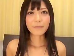 Crazy Japanese slut Haruki Sato in Amazing Handjobs JAV scene