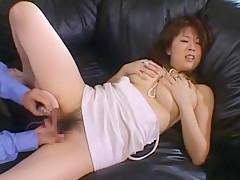 Incredible Japanese chick Nana Aoyama in Fabulous JAV movie