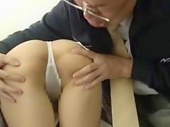 Fabulous Japanese slut Anri Nonaka, Hibiki Otsuki in Crazy Teens JAV clip