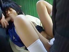 Exotic Japanese girl Sasa Handa in Best Masturbation, Lingerie JAV scene