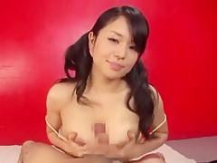 Hottest Japanese chick Sora Aoi in Horny Big Tits, Blowjob JAV scene