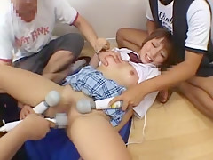 Best Japanese slut Riko Yamabuki in Hottest Masturbation, Dildos/Toys JAV movie