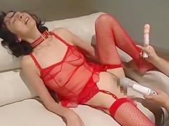 Incredible Japanese slut Tsuki Hoshiko in Hottest Masturbation, Dildos/Toys JAV video
