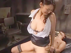 Horny Japanese girl Natsumi Horiguchi, Akane Hotaru, Nao Ayukawa in Incredible Handjobs, Facial JAV clip