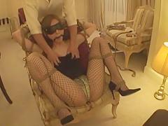 Crazy Japanese whore Leila Aisaki in Incredible Fetish, Dildos/Toys JAV movie