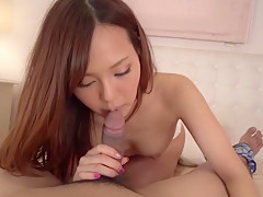 Best Japanese chick Yukina Momota in Crazy JAV uncensored Co-ed video