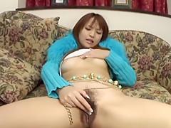 Fabulous Japanese girl Miyo Kasuga in Incredible JAV uncensored Masturbation video