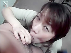 Exotic Japanese whore in Horny JAV uncensored Handjobs clip