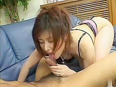 Hottest Japanese chick in Fabulous JAV uncensored Lingerie scene