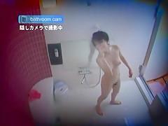 Exotic Japanese girl Rei Amami in Horny Voyeur, Solo Girl JAV movie