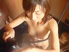 Fabulous Japanese girl in Amazing Showers JAV movie