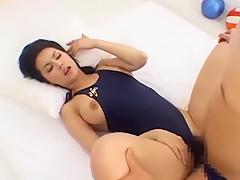 Fabulous Japanese chick Maria Ozawa in Crazy Facial, Big Tits JAV clip