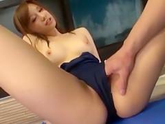 Crazy Japanese model Minami Kojima in Fabulous Big Tits, Sports JAV clip