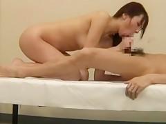 Hottest Japanese girl Reia Miyasaki, Shihori Endo, Yuki Sakurai in Fabulous Blowjob, Massage JAV clip