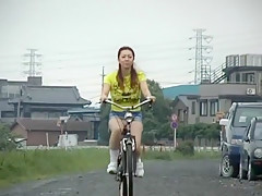 Horny Japanese whore Yumi Kazama in Amazing Upskirts JAV movie