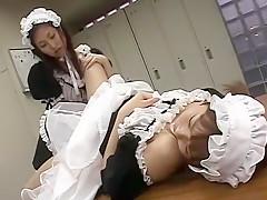 Amazing Japanese girl Hikaru Yuzuki, Alice Ogura in Fabulous Babysitters, Fingering JAV video