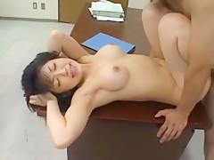 Hottest Japanese model Emi Kitagawa in Crazy Facial, Cumshots JAV scene
