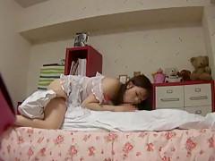 Amazing Japanese chick Mina Kanamori in Fabulous Couple, Big Tits JAV scene
