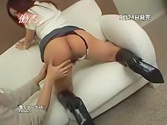 Amazing Japanese whore Miki Yasuda, Ruri Shirakawa, Aya Hirai in Exotic Blowjob, Public JAV movie