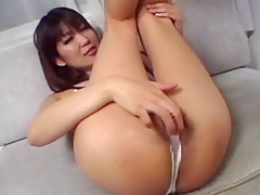 Horny Japanese girl Yuno Hoshi in Hottest Dildos/Toys, POV JAV clip