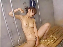 Horny Japanese whore Mirai Andou, Rika Shiina, Reona Orihara in Crazy Blowjob, Facial JAV video