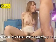 Horny Japanese girl Arisa Kuroki in Hottest Fetish, Big Tits JAV clip