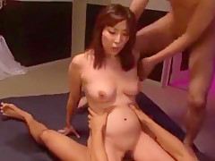 Amazing Japanese chick Mirei Yokoyama in Incredible Fingering, Squirting JAV video