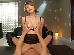 Best Japanese model Akiho Yoshizawa in Fabulous Blowjob, Cunnilingus JAV movie