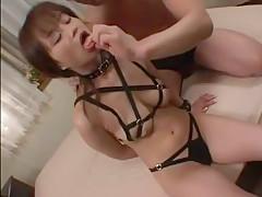 Exotic Japanese slut Azusa Kyono, Mao Misaki, Jun Nada in Hottest Doggy Style, Big Tits JAV video