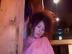 Amazing Japanese slut Reia Miyasaki, Chika Arimura, Asami Kurusu in Exotic Public JAV scene