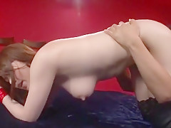 Hottest Japanese whore Maki Koizumi in Fabulous Big Tits, Ass JAV clip