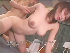 Hottest Japanese chick Cocomi Naruse in Fabulous Fingering, Babysitters JAV movie