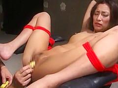 Exotic Japanese girl Nao Mizuki, Hikari Hino, Anri Hoshizaki in Incredible Fetish, BDSM JAV video
