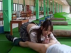 Horny Japanese model Akari Asakiri, Natsumi Horiguchi, Ai Uehara in Fabulous Couple, Big Tits JAV movie