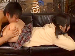 Horny Japanese whore Kana Yume in Best Cunnilingus, Rimming JAV clip