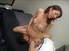 Horny Japanese whore Misuzu Shiratori, Yumi Kazama, Nao Mizuki in Incredible Cunnilingus, POV JAV scene