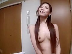 Best Japanese girl Itsuki Kitagawa in Fabulous Striptease JAV clip