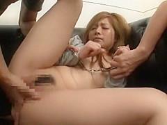 Crazy Japanese slut Rio Sakura, Megumi Haruka in Horny Small Tits, Fetish JAV scene